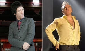 I know it's over … Johnny Marr and Morrissey both said the Smiths are not reforming.