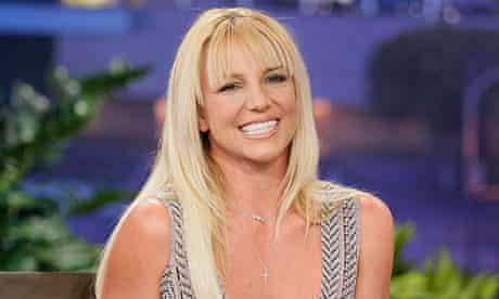 Britney Spears in October 2012