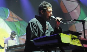 Animal Collective at the Roundhouse in London