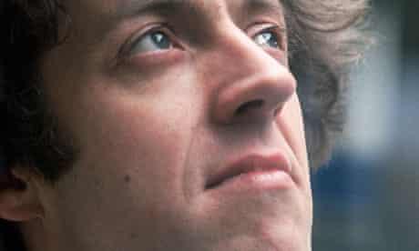 Playing politics … Cornelius Cardew in May, 1971.