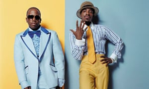 Outkast: Big Boi and Andre 3000
