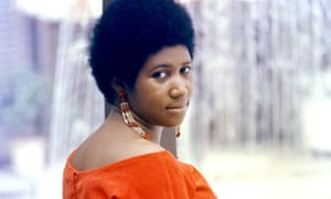 Life and soul … Aretha Franklin in 1968.