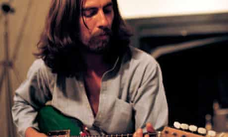 Sun king … a still from Martin Scorsese's George Harrison: Living in the Material World
