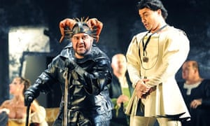 Rigoletto - Dimitri Platanias and Vittorio Grigolo