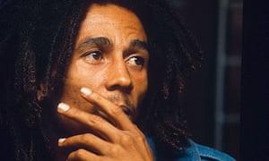 Bob Marley in 1975