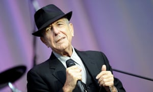 Leonard Cohen, whose ex-manager Kelley Lynch has been sentenced to 18 months in jail for harassment.