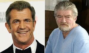 Mel Gibson and Joe Eszterhas
