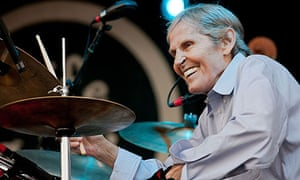 Levon Helm performs in 2011