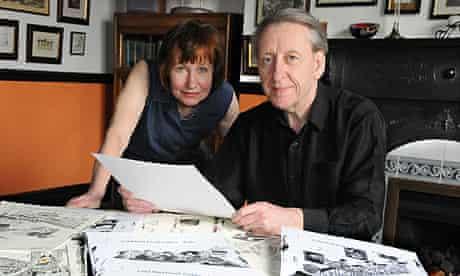 Bryan and Mary Talbot