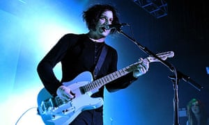 Jack White at the London Forum in 2012