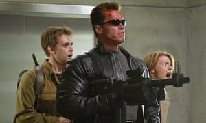 Nick Stahl in Terminator 3: Rise of the Machines