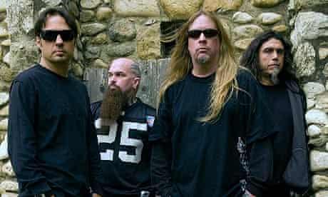 Slayer in 2009