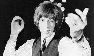 Robin Gibb in 1969
