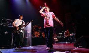 The Stone Roses at Warrington Parr Hall in 2012