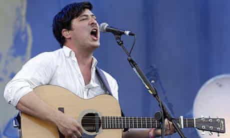 Mumford and Sons in 2012