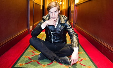 Howlin' Pelle Almqvist from the Hives