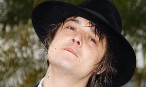 Pete Doherty at Cannes 2012