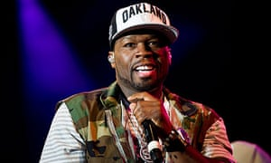 50 Cent in 2012