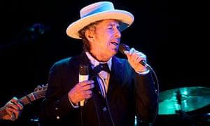 Bob Dylan at Benicassim 2012