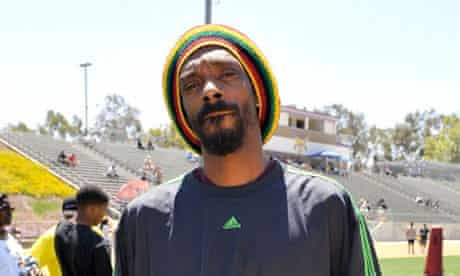 Bad dogg … Snoop Dogg, pictured in June, has been banned from Norway for marijuana possession.