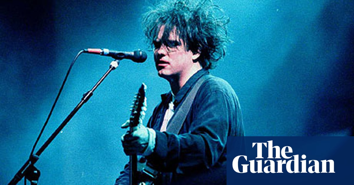 The Cure's Robert Smith: 'I don't worry about my epitaph