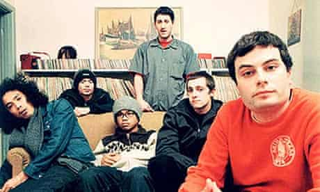 The Avalanches in 2000