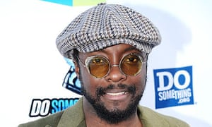 Will.i.am in California, August 2012