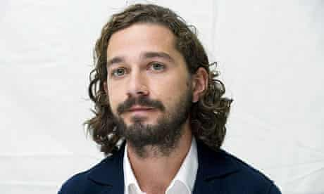 Shia LaBeouf in August 2012