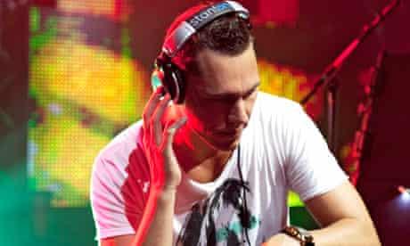 Dutch DJ Tiësto