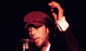Tom Waits in 1976