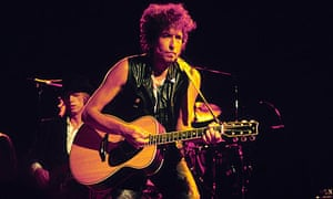 Bob Dylan in 1980