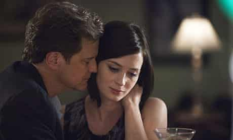 Colin Firth and Emily Blunt in Arthur Newman