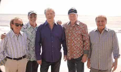 The Beach Boys in 2012