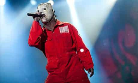 Corey Taylor of Slipknot in 2011