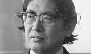Nagisa Oshima in 1978