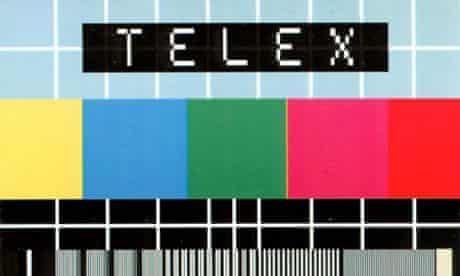Sleeve for Telex's Looking For St Tropez