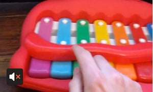 Glockenspiel Vine review of Razorlight's Up All Night
