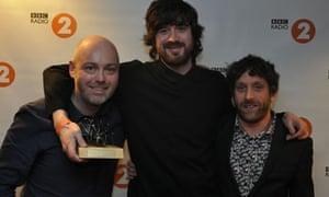 Lau, BBC folk awards 2013
