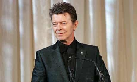 David Bowie in 2007