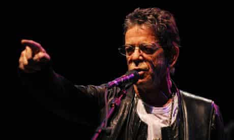 Lou Reed … it's possible that glam rock, punk and indie might not have happened without the Velvet