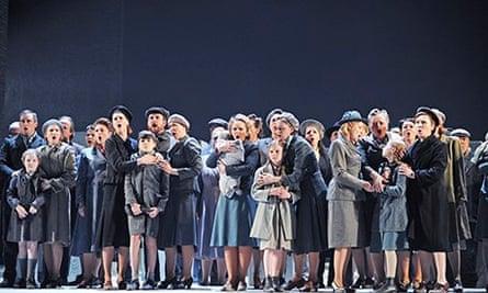 Chorus of the HEbrew Slaves, Nabucco (ROH 2013)