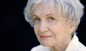Alice Munro wins Man Booker International Prize