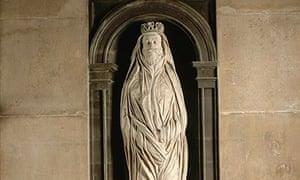 John Donne funeral effigy