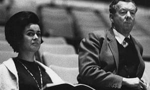 Marion Stein and Benjamin Britten