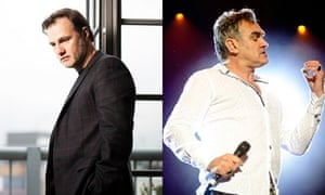 David Morrissey and Morrissey.