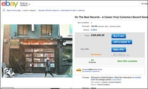 On the Beat Records in Soho
