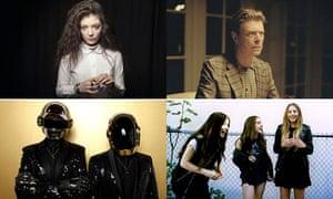 Writers' 2013 best songs
