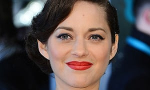 Marion Cotillard at the 2013 Baftas
