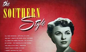Sleeve for Jeri Southern's The Southern Style