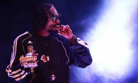 Snoop Dogg, currently known as Snoop Lion, performs in Cancún, Mexico, on 16 February 2013.